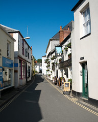Not a soul in Padstow!.... (AJFpicturestore) Tags: padstow northcornwall sleepy empty quiet besttimeoftheday alanfoster