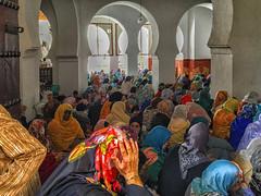 En la mezquita . (mentaymenta) Tags: marruecos