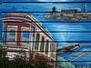 Not near Hyde & Francisco (dschweisguth) Tags: sanfrancisco mural foundinsf