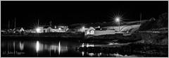 Wicklow Harbour area at night (johnhig89) Tags: blackblurphotography night nikon nikond800 nikon2470 harbour water longexposure lights
