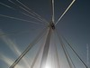 2017 05 21 - Jubilee Bridge perspective 1 (LesHutchinson) Tags: jubileebridge london structure details