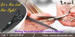 Upscale Salon & Ultimate Hair Stylist in Bellevue (salontewl) Tags: upscalesalon hair ombrecolor balayagehaircolor bronde frenchhaircut shellacmanicure pedicure keratintreatments minkeyelashextensions hairsalon hairtreatment hairstyle