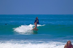 IMG_9381 (palbritton) Tags: surf surfing surfer ocean waves beach surfergirl sea