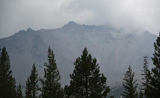 140921 Lassen Peak Overlook