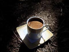 It's always time for coffee (yldrmeda) Tags: turkish coffee cafe kahve drink food shadow macro