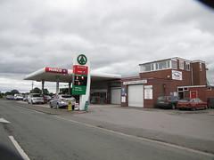 Murco - Spar - B4380, Calcott, Shrewsbury, Shropshire (christopherbarker13) Tags: murco murphy spar petrolstation garage b4380 calcott shrewsbury shropshire