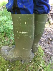 Classic green Dunlop Purofort (Noraboots1) Tags: dunlop dunlops purofort rubberboots wellies engelbertstrauss work wear arbejdstøj laarzen gummistiefel gummistøvler