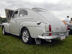 1962 Volvo PV544 (splattergraphics) Tags: 1962 volvo pv544 cruisenight motormenders marketsatshrewsbury glenrockpa