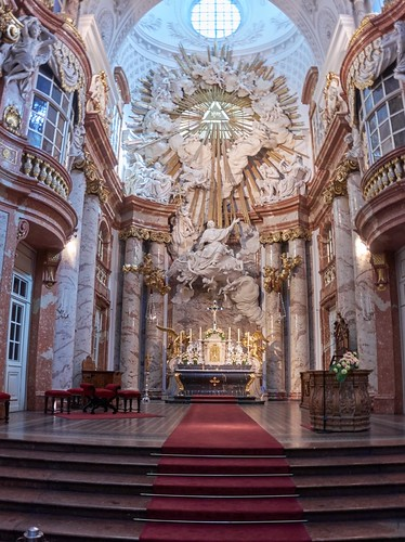 High Altar of Karlskirche, Vienna