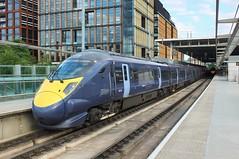 395025 London St Pancras International (anson52) Tags: 395 emu