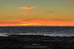 Icelandic Summer Night (Kjartan Guðmundur) Tags: iceland ísland landscape seascape sea ngc sky clouds canoneos5dmarkiv canonef100400mmf4556lisiiusm kjartanguðmundur arctic photoguide tourguide