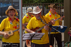 Ukes 3A  Lilac Centre open day Eccleston Mere (stephenmulvaney) Tags: lilaccentresthelens ukulele