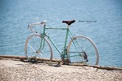 Faça uma pose... (Centim) Tags: bh belohorizonte minasgerais mg brasil br cidade estado país sudeste capital continentesulamericano américadosul foto fotografia nikon d90 bicicleta objeto lagoadapampulha orla