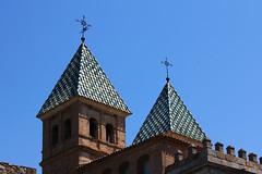 Tolède (hans pohl) Tags: espagne castillelamanche toledo churchs eglises toits roofs architecture