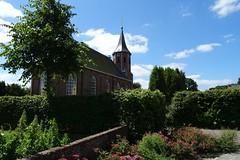 20170709 03 Nieuwolda (Sjaak Kempe) Tags: 2017 zomer sjaak kempe sony dschx60v nederland netherlands niederlande provincie groningen nieuwolda hervormde kerk church kirche