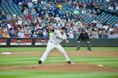 Paxton delivers (hj_west) Tags: baseball philadelphiaphillies seattlemariners safecofield mlb interleague stadium night sports