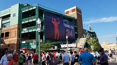 Fenway, Ortiz 34 retirement night (bpephin) Tags: boston redsox baseball 34 ortiz mlb fenway dominican