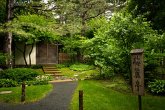Teahouse 20170622-DSC08472 (Shoeleather Media) Tags: comopark garden japanesegarden minnesota ordwayjapanesegarde saintpaul green horticulture rocks water waterfall
