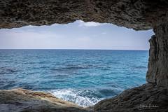 Ocean Caves part 2 (Fredrik Lindedal) Tags: ocean oceancaves cave water horizon clouds skyline sky lindedal
