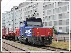 SBB CFF FFS Cargo, Eem 923 008-7 (v8dub) Tags: sbb cff ffs cargo eem 923 008 7 schweiz suisse switzerland fribourg freiburg gare station bahnhof abstellgleis zug train trein treno railroad railway lokomotive locomotive loco lok bahn eisenbahn
