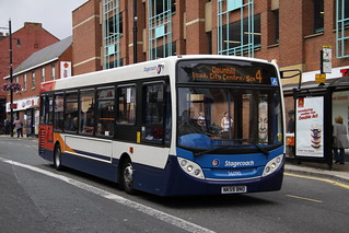 Stagecoach 36090 NK59BNO Sunderland 270711