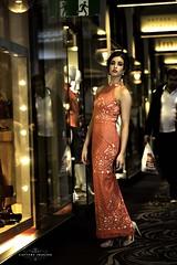Maddy (Capture Imaging) Tags: qvb styledshoot sydney townhall reddress wedding weddinggown