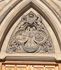 Parliament Building (Sparechange63) Tags: ottawa ontario parliamenthill stonecarving art