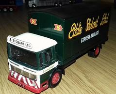 Eddie Stobart AEC Model By Corgi Classic (Gary Chatterton 3 million Views Thank You All) Tags: eddiestobart aec model corgi classic truck lorry wagon trucking flickr explore