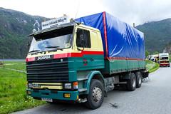 IMG_2649 Scania 142H 1987 mod. (JarleB) Tags: hardangertreffet2017 veteranbil veteranbiler lastebil trucks oldtrucks rullestad rullestadjuvet rullestadaktivfritid scania scaniatrucks oldscaniatrucks scania142