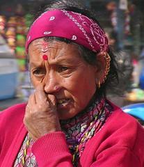 "NEPAL, Pashupatinath,Hindutempel und Verbrennungsstätte,  Nepalesin, 16301/8606 (roba66) Tags: menschen people leute frau woman portrait lady portraiture reisen travel explore voyages roba66 visit urlaub nepal asien asia südasien kathmandu pashupatinath ""pashu pati nath"" ""pashupati ""herr alles lebendigen"" tempelstätte hinduismus shivaiten tempel verehrungsstätte shiva tradition religion"