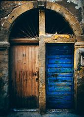 The Doors (Mateus Carvalho |) Tags: 2017 culture essaouria kingdomofmorocco maghreb maroc marrocos nikond800 nikonf282870 northafrica travel street colors door porta