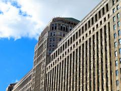 The Merchandise Building, Chicago, Illinois (duaneschermerhorn) Tags: architecture building skyscraper structure highrise architect modern contemporary modernarchitecture contemporaryarchitecture chicago illinois unitedstates usa