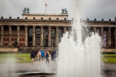 Altes Museum across Lustgarten (Andy Hay) Tags: 2017 altes altesmuseum berlin fountain germany lightroom lustgarten museum museumisland museuminsel de