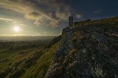 brentor sunset (surfage) Tags: brentor dartmoor church tor granite devon moor landscape goldenhour nikon d5300 tokina1116 maurami tavistock uk england 16thcentury