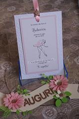 Inviti compleanno a tema ballerina - Ballet Birthday Invites (CartaForbiciGatto) Tags: inviti compleanno tema ballerina ballet birthday invites invitations cards auguri party handmade fatto mano made italy