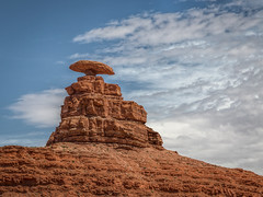 Utah - Mexican Hat (JimP (in Sarnia)) Tags: formation rock sandstone hat mexican utah
