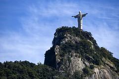 Christ, again (AdrianoSetimo) Tags: cristoredentor christtheredeemer riodejaneiro brazil brasil olympusomdem10 em10mkii olympus panasoniclumixgvario45200mmf4056 panasonic 45200mm