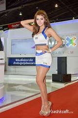Eye (krashkraft) Tags: krashkraft thailand bangkok beautiful beauty boothbabe gorgeous pretty พริตตี้ เซ็กซี่ gridgirl racequeen มอเตอร์โชว์ โคโยตี้ motorshow bangkokmotorshow 2015 nanthawanthumjaroen vox allrightsreserved pakkret changwatnonthaburi