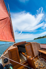 Pleasant Bay (Rodrigo Montalvo Photography) Tags: sailboat sailinglife ocean nature explore outdoors tokina1116f28 nikond500 nikon sail sailing massachussets capecod