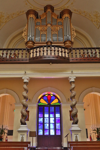 Organ - St Joseph's Church