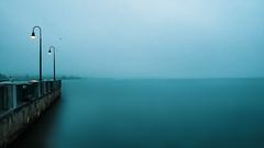 """Piering Through the Fog"" (36D VIEW) Tags: hoya28mmf28 hoya 28mm 28 a6000 sony mirrorless fog pier mood"