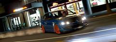 Mitsubishi Lancer Evo IX (Matze H.) Tags: mitsubishi lancer evo ix 9 forza horizon 3 street drift drifting tuning night race