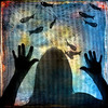 lifer in a fishbowl (1crzqbn) Tags: selfie me shadow sliderssunday texture textures fish hands 1crzqbn colorful mobile