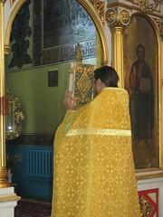 Служба в соборі на свв.апп. Петра і Павла (2)