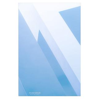 Architecture blue-white