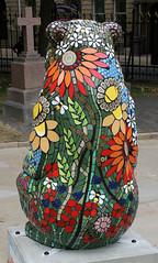 Sweet William Rear (ahisgett) Tags: birmingham children's hospital charity wild art big sleuth 2017 bearmingham bear