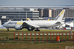AeroLogic --- Boeing 777F --- D-AALF (Drinu C) Tags: adrianciliaphotography sony dsc rx10iii rx10 mk3 fra eddf plane aircraft aviation aerologic boeing 777f daalf 777 cargo freighter