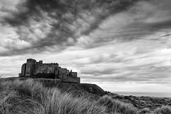 Bamburgh Castle, Northumberland, UK (2) (Nick Bowman1) Tags: twilight northumberland sonyzeissvariosonnar2470f28 bamburghcastle uk sonyilca99m2