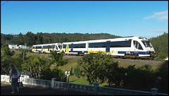 2717 + 2719 Ferrol Ribadeo (javivillanuevarico) Tags: feve trenes lineaferrolgijón festivalceltadeortigueira ribadeo ferrol