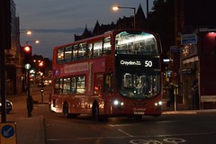 Arriva London Wright Eclipse Gemini 2 bodied Volvo B5LH (HV139 - LT63 UJW) 50 (London Bus Breh) Tags: arriva arrivalondon thewrightgroup wrightgroup wrightbus wright wrighteclipsegemini2 gemini2 volvo volvobus volvob5l volvob5lh volvob5lhybrid hybrid hybridbus hybridtechnology hv hv139 lt63ujw 63reg london buses londonbuses bus londonbusesroute50 route50 streatham streathamhill streathamhillstation streathamhighroad tfl transportforlondon